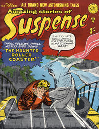 Cover Thumbnail for Amazing Stories of Suspense (Alan Class, 1963 series) #26
