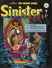 Cover Thumbnail for Sinister Tales (Alan Class, 1964 series) #17
