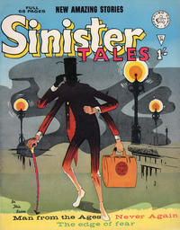 Cover Thumbnail for Sinister Tales (Alan Class, 1964 series) #24