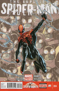 Cover Thumbnail for Superior Spider-Man (Marvel, 2013 series) #14