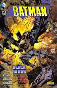 Cover for Batman Sonderband (Panini Deutschland, 2004 series) #41 - Gesichter des Verbrechens