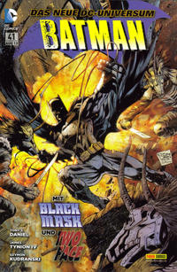 Cover Thumbnail for Batman Sonderband (Panini Deutschland, 2004 series) #41 - Gesichter des Verbrechens