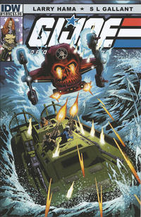 Cover Thumbnail for G.I. Joe: A Real American Hero (IDW, 2010 series) #189