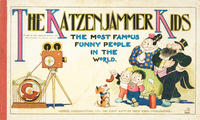 Cover Thumbnail for The Katzenjammer Kids (Embee Distributing Co., 1921 series)