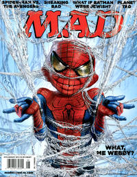 Cover Thumbnail for MAD (EC, 1952 series) #516