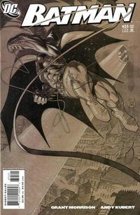 Cover Thumbnail for Batman (DC, 1940 series) #655 [Adam Kubert Cover]