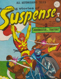 Cover Thumbnail for Amazing Stories of Suspense (Alan Class, 1963 series) #159