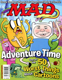 Cover Thumbnail for Mad (EC, 1952 series) #520
