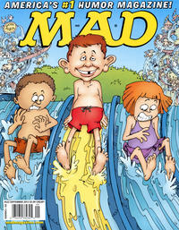 Cover for Mad (EC, 1952 series) #522