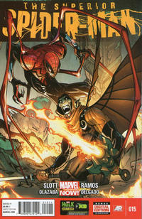 Cover Thumbnail for Superior Spider-Man (Marvel, 2013 series) #15