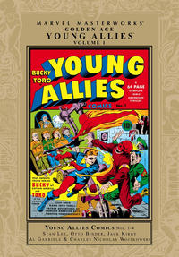 Cover Thumbnail for Marvel Masterworks: Golden Age Young Allies (Marvel, 2009 series) #1 [Regular Edition]