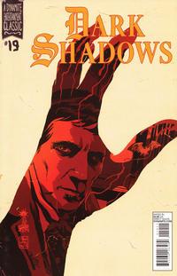 Cover Thumbnail for Dark Shadows (Dynamite Entertainment, 2011 series) #19