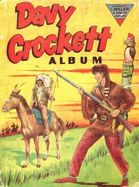 Cover Thumbnail for Davy Crockett Album (L. Miller & Son, 1956 series)