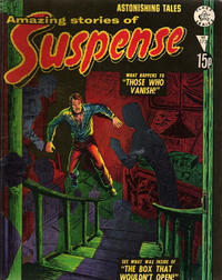 Cover Thumbnail for Amazing Stories of Suspense (Alan Class, 1963 series) #173