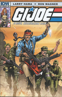 Cover Thumbnail for G.I. Joe: A Real American Hero (IDW, 2010 series) #186