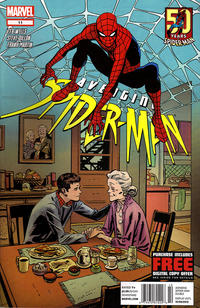 Cover Thumbnail for Avenging Spider-Man (Marvel, 2012 series) #11 [Newsstand]