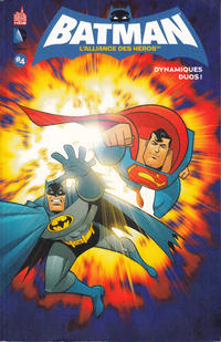 Cover Thumbnail for Batman - L'alliance des héros (Urban Comics, 2012 series) #4