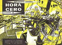 Cover Thumbnail for Hora Cero Suplemento Semanal (Editorial Frontera, 1957 series) #[7]