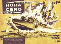 Cover Thumbnail for Hora Cero Suplemento Semanal (Editorial Frontera, 1957 series) #[8]