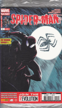 Cover Thumbnail for Spider-Man (Panini France, 2013 series) #2