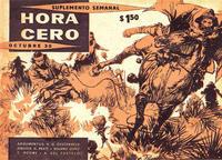 Cover Thumbnail for Hora Cero Suplemento Semanal (Editorial Frontera, 1957 series) #[9]
