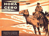 Cover Thumbnail for Hora Cero Suplemento Semanal (Editorial Frontera, 1957 series) #[11]