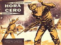 Cover Thumbnail for Hora Cero Suplemento Semanal (Editorial Frontera, 1957 series) #[12]