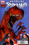 Cover for Avenging Spider-Man (Marvel, 2012 series) #15 [Newsstand]