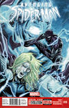 Cover for Avenging Spider-Man (Marvel, 2012 series) #18 [Newsstand]