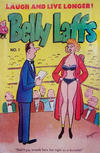 Cover for Belly Laffs (Toby, 1955 series) #1