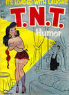 Cover for T.N.T. (Toby, 1954 series) #1