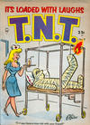 Cover for T.N.T. (Toby, 1954 series) #9
