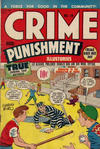 Cover for Crime and Punishment (Superior Publishers Limited, 1948 ? series) #10