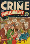 Cover for Crime and Punishment (Superior Publishers Limited, 1948 ? series) #5