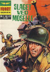 Cover for Front serien (Illustrerte Klassikere / Williams Forlag, 1965 series) #4