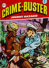 Cover for Crime-Buster Johnny Hazard (World Distributors, 1959 series) #4