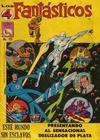 Cover for Los 4 Fantásticos (Editora de Periódicos La Prensa S.C.L., 1962 series) #151