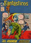 Cover for Los 4 Fantásticos (Editora de Periódicos La Prensa S.C.L., 1962 series) #152