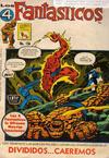 Cover for Los 4 Fantásticos (Editora de Periódicos La Prensa S.C.L., 1962 series) #156