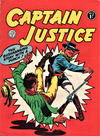 Cover for Captain Justice (Horwitz, 1963 series) #5