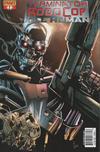 Cover Thumbnail for Terminator / RoboCop: Kill Human (2011 series) #1 [Jonathan Lau Cover]
