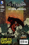 Cover for Batman: Arkham Unhinged (DC, 2012 series) #17