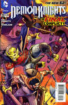 Cover for Demon Knights (DC, 2011 series) #23