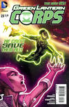 Cover for Green Lantern Corps (DC, 2011 series) #23 [Direct Sales]