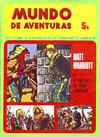 Cover for Mundo de Aventuras (Agência Portuguesa de Revistas, 1973 series) #17