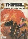 Cover for Thorgal (Krajowa Agencja Wydawnicza, 1988 series) #1 - Zdradzona czarodziejka