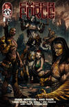 Cover Thumbnail for Cyber Force (2012 series) #5 [Cover A]