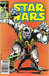 Cover for Star Wars (Marvel, 1977 series) #77 [Newsstand]