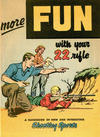 Cover Thumbnail for More Fun with Your 22 Rifle (1950 series)  [Non Eisner cover version-different print?]