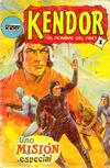 Cover for Kendor (Editora Cinco, 1982 series) #1